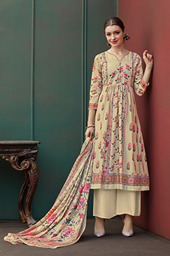 Buy Puspak Sanna Fashion Salwar Suit's Online 9290