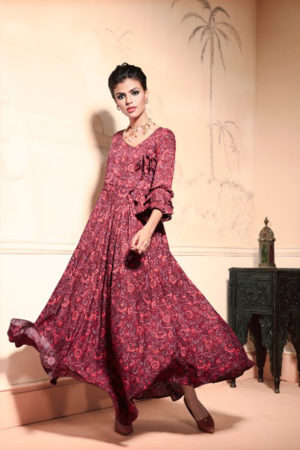 Dzire by Kajree Fashion Designer Kurti's 472