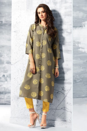The Zest inYou Sheena Summer Designer Kurti 1001