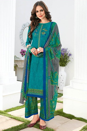 Kalakriti Summer Special Lawn Cotton Printed Suits 7007
