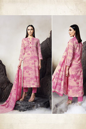 Sahiba Itrana Mehraab Cotton Digital Print 01