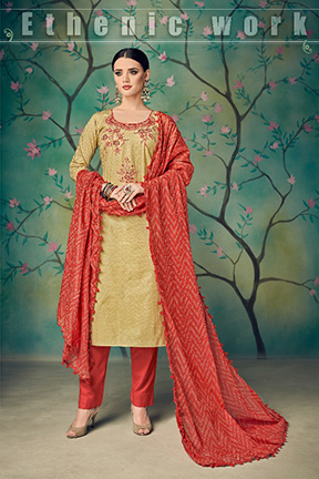 Baghban By Deepsy Suit Cotton Salwar Suit 16003