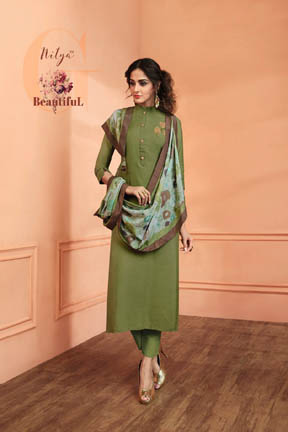 Buy Lt Nitya Vol 30 Nx Muslin Fully Stitched Salwar Suit 3002