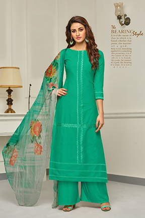Samaira Fashion Aabida Cotton Salwar Suit 11009