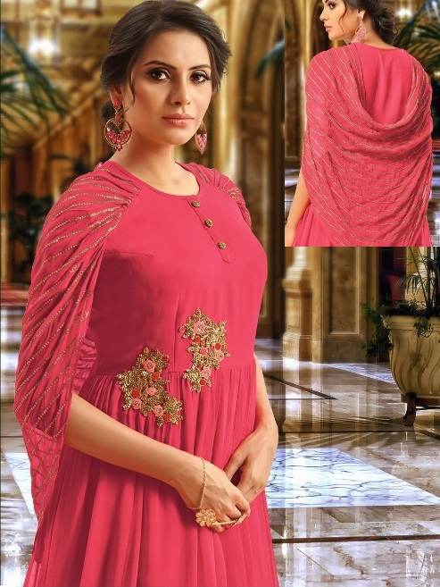 Buy Suhati Fab Myra Vol 5 Gowns Collection 54006