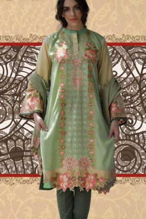 Deepsy Rinnaz 2 Cotton With Heavy Embroidery Suit 200801