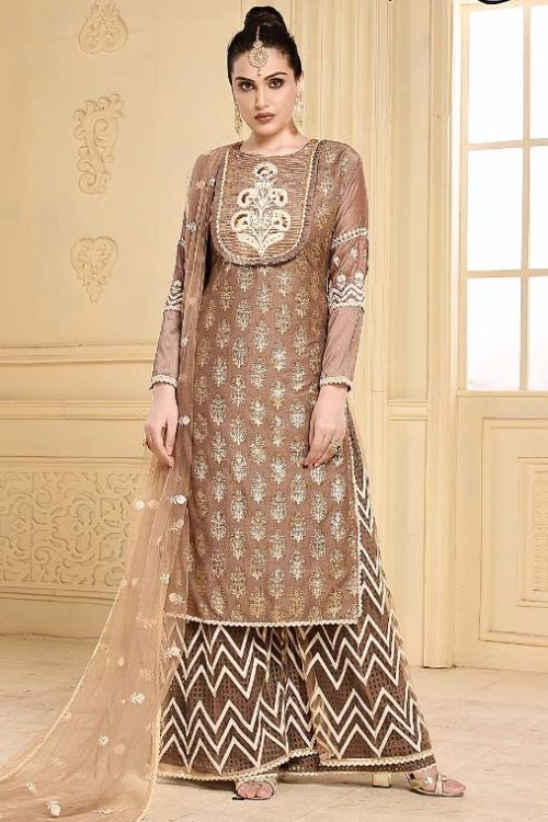 Your Choice G5 Jam Silk Cotton Salwar Kameez 2909