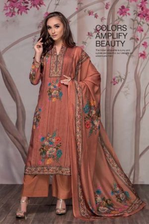 Buy Rivaa Blossom Jam Cotton Print suits 1178