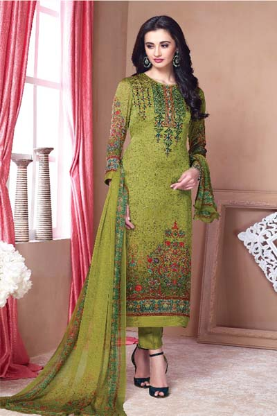 Esta Designs Annika Digital printed Embroidery suits 01