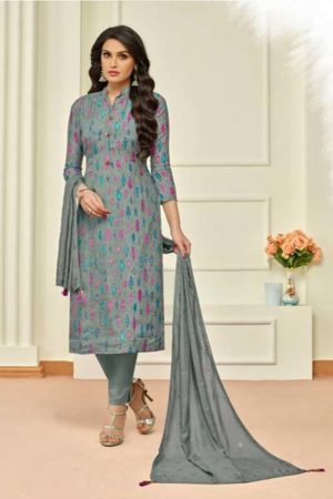 Moof Penny Maslin digital print with work suit 310