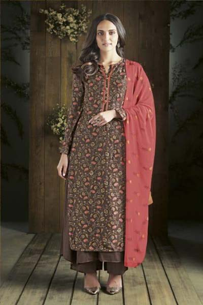 Sarg Adara embroidery and hand work suit 533