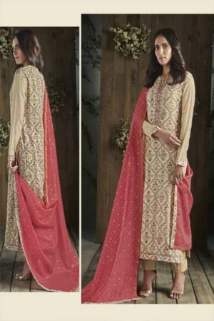 Sarg Adara embroidery and hand work suit 510