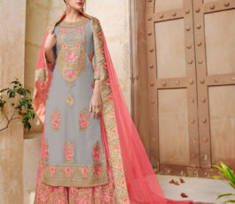 Shree Fabs Shehnai Bridal Collection Vol 11 Georgette With Heavy Embroidery Suits 6056