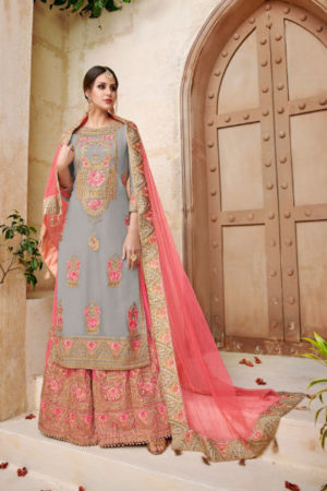 Shree Fabs Shehnai Bridal Collection Vol 11 Georgette With Heavy Embroidery Suit 6056