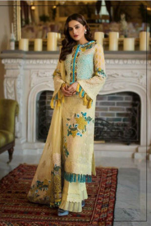 Deepsy Gulbano 5 Georgette With Heavy Embroidery Suits 300-1014