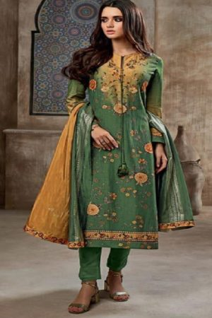 Buy Sahiba Sarg Shiny Gems Beautiful Designer Salwar Suit 715
