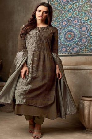 Buy Sahiba Sarg Shiny Gems Beautiful Designer Salwar Suits 730