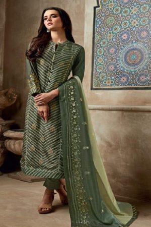 Buy Sahiba Sarg Shiny Gems Beautiful Designer Salwar Suits 760