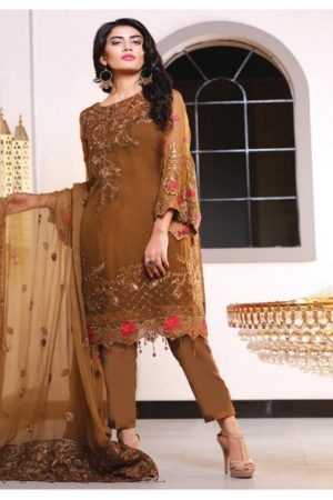 Kilruba Jannat Royal Georgette With Work Designer Suits 3001