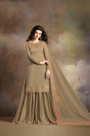 Rama Fashion Presents Raazi Taj Collection Soft Silk With Embroidery And Work Salwaar Suit 30016