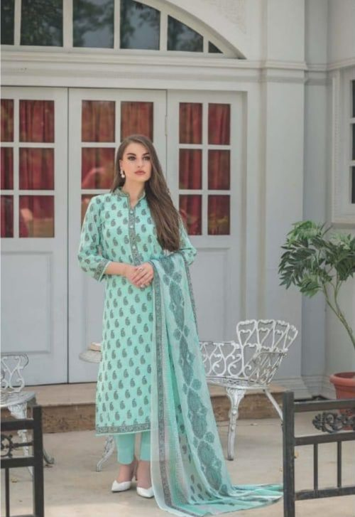 Rivaa Presents Samaira 3 Pure Cotton Printed Salwar Kameez 897 B