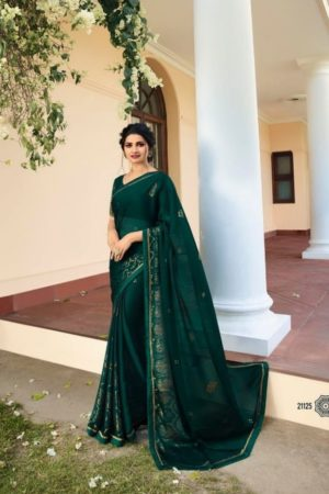 Vinay Fashion Saree Presents Sheesha Fountain Vol 2 Silk Georgette Saree 21125