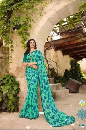 Vinay Fashon Saree Presents Sheesha Starwalk 44 Georgette Sarees 21304