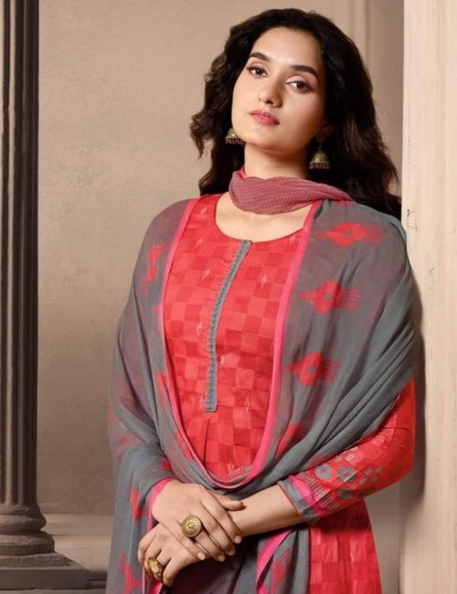 Buy Omtex Aalya Super Fine Digital Print With Embroidery and Handwork Suits 723