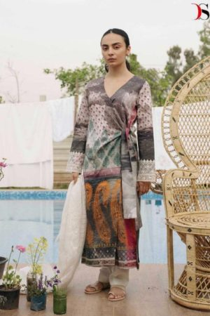 Deepsy Suits Presents Coco Pure Cotton With Embroidery Salwar Suits 037