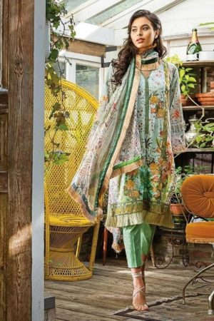 Juvi Fashion Presents Muzlin Vol 1 cotton collection Salwar Suit 42001
