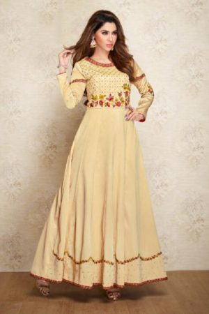 Arihant NX Presents Amorina Vol 3 Masleen Silk With Embroidery and Work Suits 22013