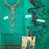 Avon Trendz Presents Star Brasso Georgette With Embroidery Suit 794