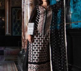 Buy Shraddha Designer Sobia Nazir vol 2 Heavy Butterfly Net With Heavy Embroidery Salwar Suit 2004