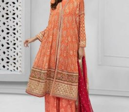 Deepsy Suits Presents Gulbano 14 Georgette with Heavy Embroidery And Handwork Salwar Kameez 151