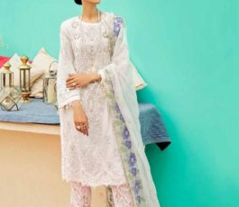 Rinaz Fashion Presents Charizma Pure Cambric Cotton With Heavy Embroidery Salwar Suit 1203