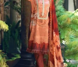 Shree Fabs Presents Charisma Aniq Collection Pure Cotton Print With Embroidery Salwar Suit 3115