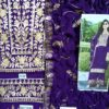 Aashirwad Presents Mor Bagh Gota Pati Real Georgette With Embroidery Work Partywear Suit 7028