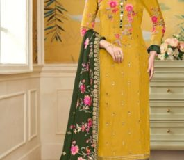 Eba Lifestyle Hurma 19 Pure Viscose Opada With Heavy Embroidery Salwar Suit 1102