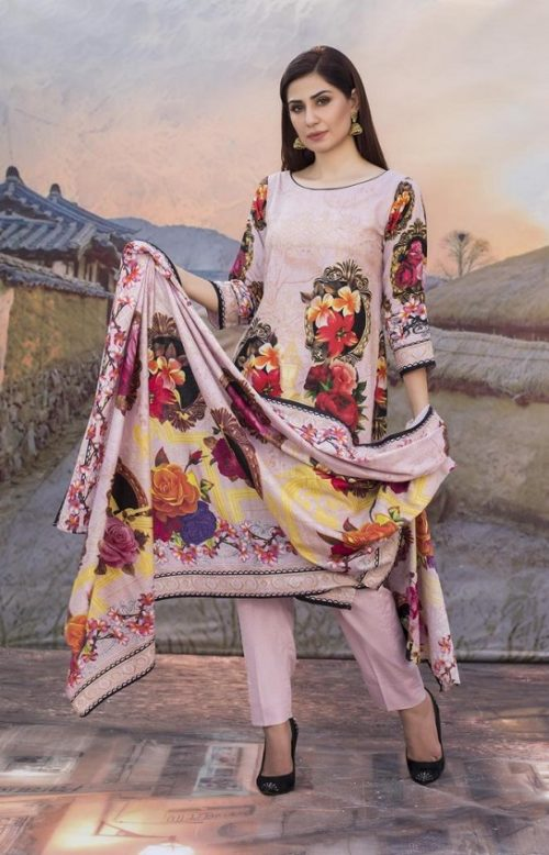 Sahil Printed Cotton Collection 2019 cotton with dupatta and trouser 18