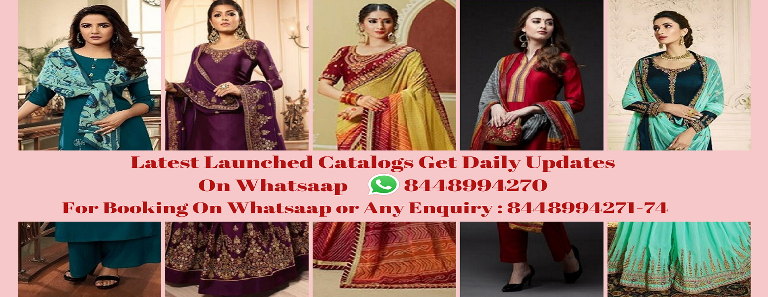 Single Ladies Salwar Suits Pieces At Wholesale Rate