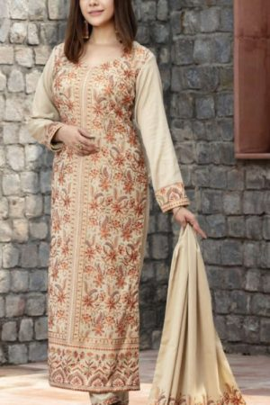 Rivaa Presents Afsana Woolen With Fancy Embroidery Winter Collection Salwar Suit 2201
