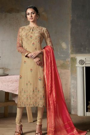 Sahiba Sarg Presents Fern Silk Collection Pure Silk Digital Print With Handwork Suits 318