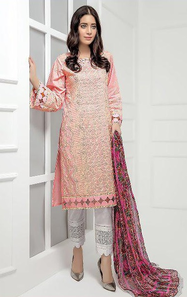 Shree Fabs Presents Almirah Vol 3 Pure Cotton Print with Heavy Embroidery Salwar Suit 1951