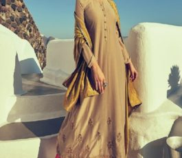 Varsha Fashions Presents Istella Fancy Fabric With Embroidery Salwar Suit IL-36