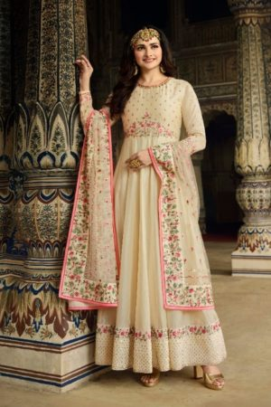 Vinay Fashion Presents Kaseesh Rangmahal Dola Silk With Heavy work Designer Partywear Suit 11761