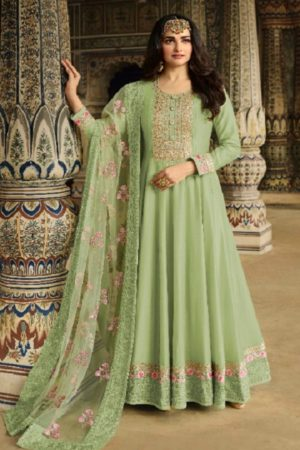 Vinay Fashion Presents Kaseesh Rangmahal Dola Silk With Heavy work Designer Partywear Suit 11763