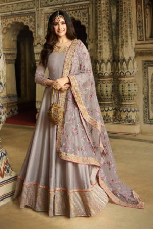 Vinay Fashion Presents Kaseesh Rangmahal Dola Silk With Heavy work Designer Partywear Suit 11764
