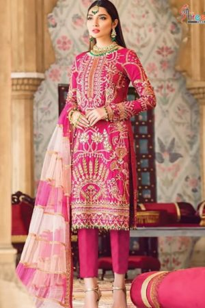 Buy Shree Fabs Gulal Embroidered Collection Vol 4 Salwar SuitS 2161