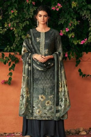 Kimora Presents Heer Ekaaya Pure Maslin Digital Print Salwar Suit 9901