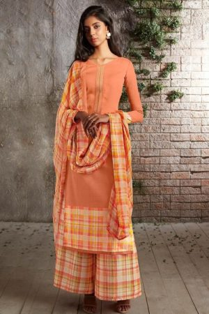 PRM Trendz Presents Naomi Pure Jam Silk Printed Ladies Ethnic Summer Collection Suit 3331